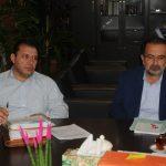 برگزاري جلسه پيرامون راهكارهاي  درآمدي شهرداري با حضور مهندس كچويي شهردار و مسولين واحد ها