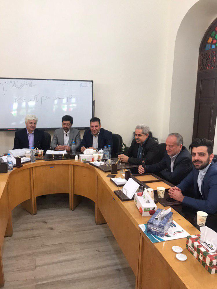 مهرداد حنیفی عضو شورای اسلامی شهر رودهن