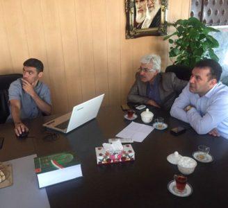 برگزاري جلسه نهايي تصويب طرح تقاطع غير همسطح سه راهي مهرآباد