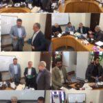 تجلیل شورا از شهردار رودهن