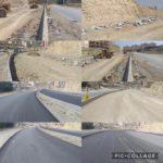 عملیات زیر سازی اسفالت مسکن مهر رودهن