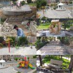 مرمت وبازسازی پارک گلبرگ دهم لاله صحرا
