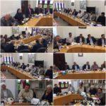 برگزاری جلسه هم اندیشی مجمع خیرین در خصوص ساخت بیمارستان دانشگاه آزاد اسلامی واحد رودهن