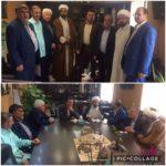 برگزاری جلسه در خصوص سالن چند منظوره سادات محله