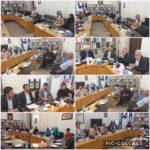برگزاری جلسه پرسش و پاسخ اعضای شورا و شهردار با مردم
