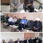 جلسه شورای فرهنگ عمومی در فرهنگسرای فدک