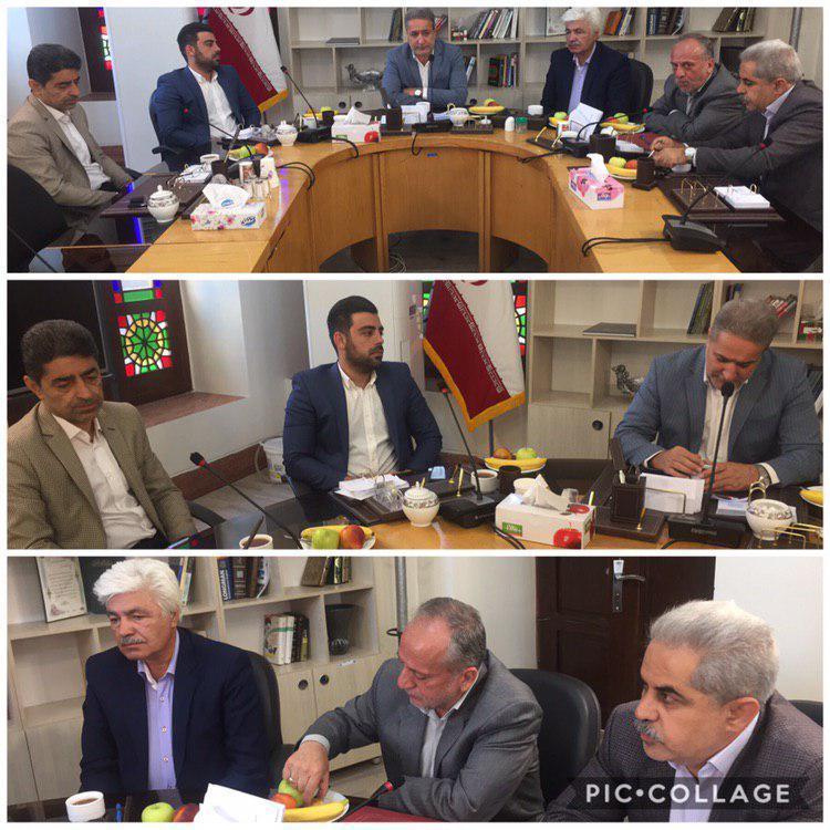 منوچهر همت نجفی رئیس شورای اسلامی شهر رودهن شد