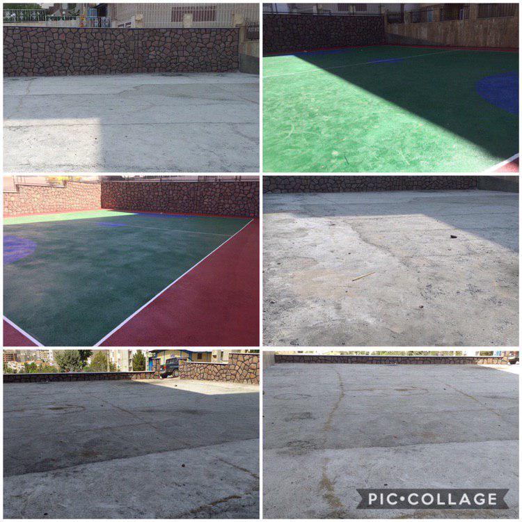 احداث پارک شهید سجادیان