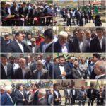 افتتاح پارک مسکن مهر رودهن