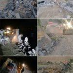 مبارزه با ساخت و ساز غیر مجاز در حریم شهر رودهن