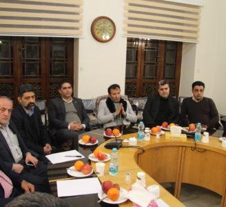 برگزاری نشست امور هماهنگی شهری شهرستان دماوند در شهر رودهن