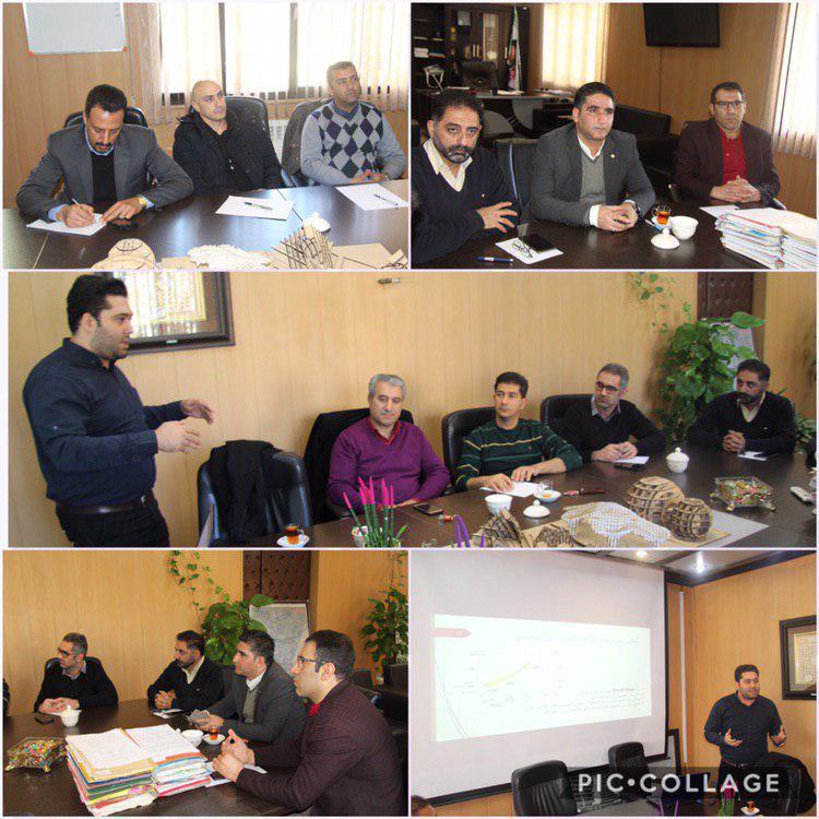 برگزاری هفتمین جلسه تعالی سازمانی شهرداری رودهن