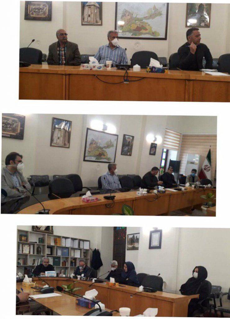 دیدار شهروندان رودهن با اعضای شورا  در خصوص ساخت بیمارستان