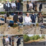 بازدید امیری شهردار رودهن از روند اجرای پروژه های عمرانی سطح شهر