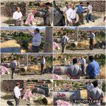 بازدید سرزده امیری از ساخت و ساز غیر مجاز در مهرآباد