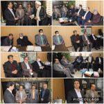 مراسم معارفه مدیر جدید بازرسی شهرداری رودهن