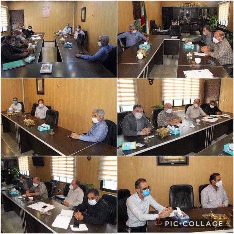 تشکیل اولین جلسه کمیته اصناف شهرداری رودهن