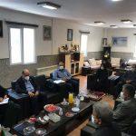 جلسه هماهنگی  ستاد برگزاری عید سعید غدیردر رودهن