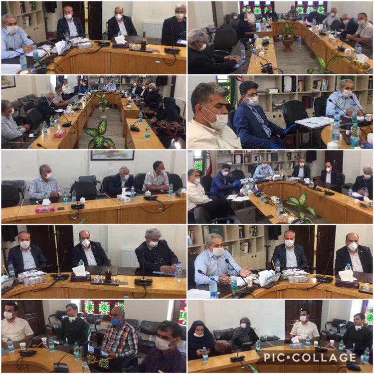 نشست صمیمی جمعی از شهروندان رودهن با اعضای شورای اسلامی شهر و شهردار رودهن