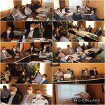 جلسه کمیسیون اجرایی مدیریت ایمنی حمل و نقل استان تهران در شهرداری رودهن