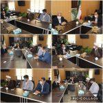 دیدار مسئول تبلیغات اسلامی بخش رودهن با شهردار و رییس شورا