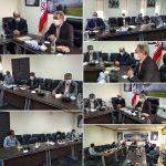 جلسه بررسی مسائل و مشکلات روستاهای سطح بخش رودهن