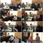 دیدار مردمی شهردار رودهن در راستای حل مشکلات شهروندان