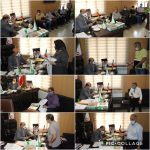 دیدار مردمی شهردار در راستای حل مشکلات شهروندان