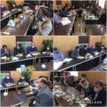 اولین جلسه هیئت امنای آرامستان های شهر رودهن