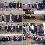 بررسی مسائل و مشکلات سایت مسکن مهر رودهن با حضور مسئولین
