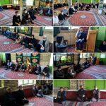 بررسی مسائل و مشکلات شهرک سادات محله رودهن با حضور مسئولان