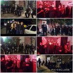 حضور اعضاي شوراي اسلامي شهر و اميري شهردار رودهن در جمع عزاداران حسيني (ع)