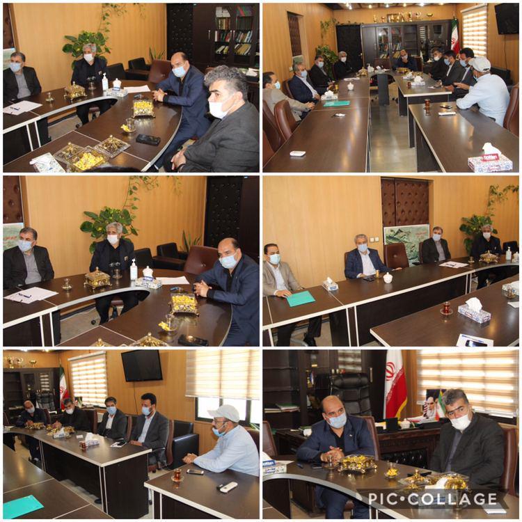 جلسه کمیسیون سرمایه گذاری شهرداری رودهن