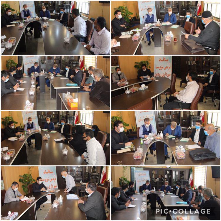 دیدار مردمی فرماندار شهرستان دماوند با شهروندان رودهن