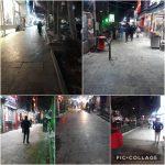 رفع سد معبر و پاكسازي معابر اصلي شهر توسط واحد اصناف_شهرداري_رودهن