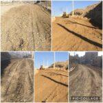 ادامه عملیات آماده سازی و زیر سازی آسفالت خیابان الهیه توسط واحد عمران شهرداری رودهن