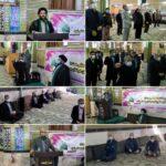 برگزاری نماز جمعه در مسجد علی ابن ابیطالب (ع)