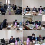 نشست مجمع_خیرین مدرسه ساز با حضور حنیفی شهردار رودهن و خانم رستمی رئیس اداره آموزش و پرورش بخش رودهن با موضوع بررسی فضاهای آموزشی در سطح شهر