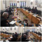 جلسه ملاقات مردمی اعضای شورا با شهروندان