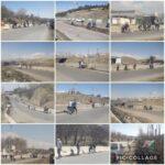 پاکسازی و نظافت معابر و خیابانهای شهر رودهن